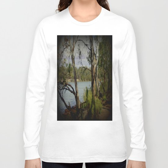 The Mighty Murray River Long Sleeve T-shirt