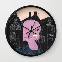 In Bruges I Wall Clock