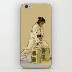 Preparing to Break a Brick iPhone & iPod Skin