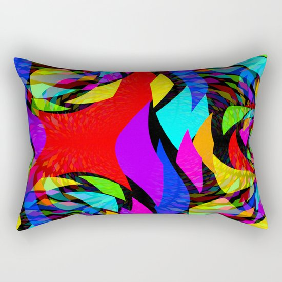 Carnival Rectangular Pillow