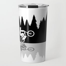 Go To The Mountains Travel Mug