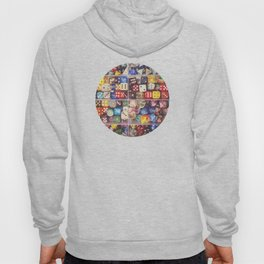 Colorful Dice Hoody