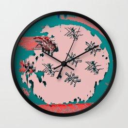 The Fascinating Nano World / 05-09-16 Wall Clock