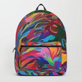 Abstract Doggo Backpack