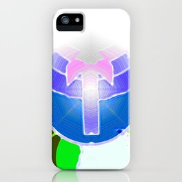 The Only Way is Up iPhone Case