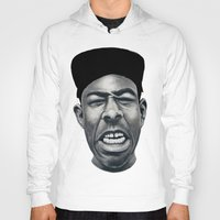tyler the creator Hoodies featuring IFHY (Tyler the creator) by Black Neon