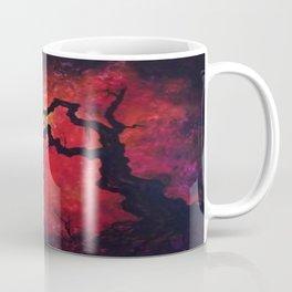 THE OLD WARRIOR Coffee Mug