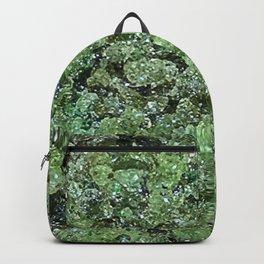 Raw Peridot Backpack