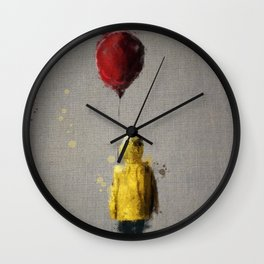 IT Georgie Wall Clock