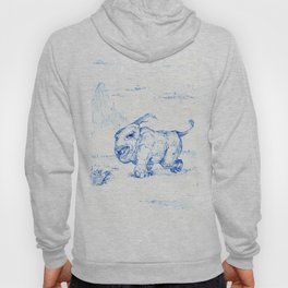 BLUE Watering Hole Hoody