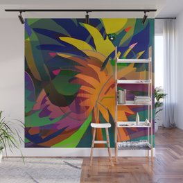 Tropical Sounds Wall Mural