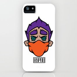 HYPNO NINJA iPhone Case