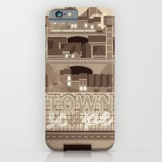 Townscape Vintage Slim Case iPhone 6s
