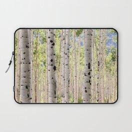 Dreamy Aspen Grove Laptop Sleeve