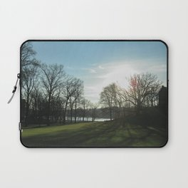 Severance Green ala Big Fish, Wellesley College Laptop Sleeve