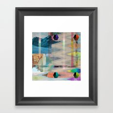 DIPSIE SERIES 001 / 03 Framed Art Print
