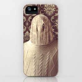 In which I spy a specter iPhone Case