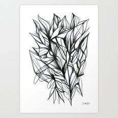 D16 Art Print