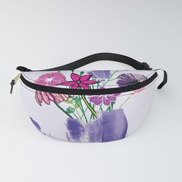 Kaitlyn's Floral Bouquet Fanny Pack