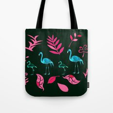 Flamingo Road, Tote Bag