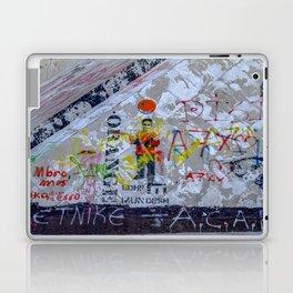 Graffiti on Concrete Laptop & iPad Skin