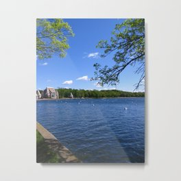 Lake Harriet, Minnesota Metal Print