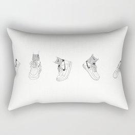 Beaters Rectangular Pillow
