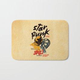 Star Punk Bath Mat