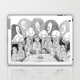 The Last Donut Laptop & iPad Skin