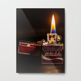 Need a Light. Metal Print