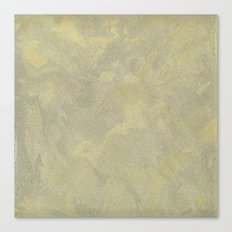 Modern Masters Metallic Plaster - Aged Gold and Silver Fox - Custom Glam Canvas Print