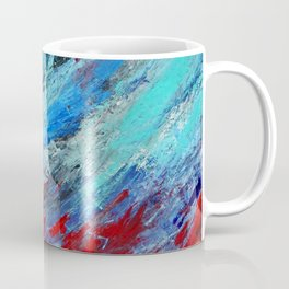 Tiñe La Sangre El Mar Tranquilo Coffee Mug
