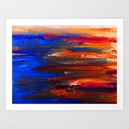 Infinite Beauty I Art Print