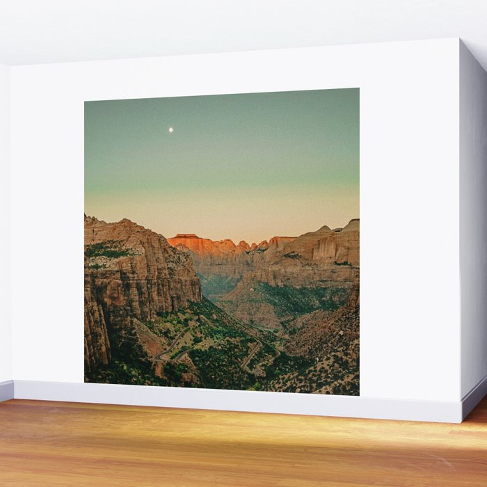 Zion National Park Wall Mural