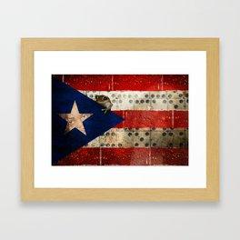 Pure for Rica Framed Art Print