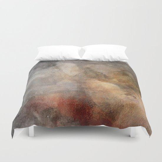 sleep until the sunlight Duvet Cover