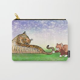 Curious Rex Carry-All Pouch
