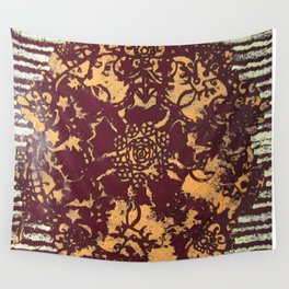 Albie Lace Wall Tapestry