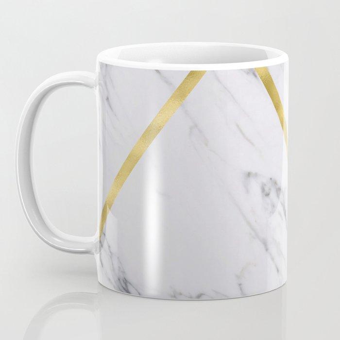 Golden classic marble Coffee Mug