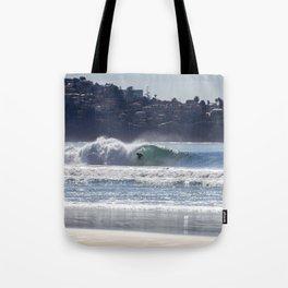 Blacks Beach Tote Bag