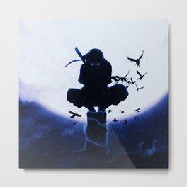 itachi uchiha Metal Print