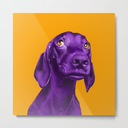 The Dogs: Guy 4 Metal Print