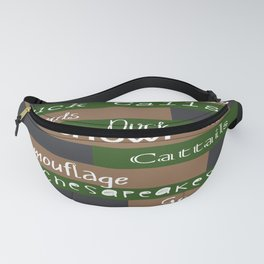 Duck & Goose Hunting Fanny Pack