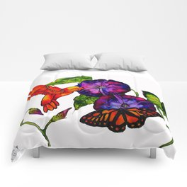 Spring Symphony Comforters