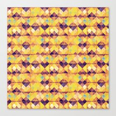 Pretty tiles Canvas Print