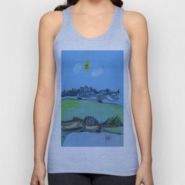 Part 2: Peaceful Resolution Unisex Tank Top