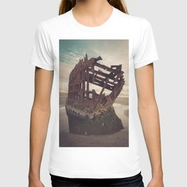 Shipwrecked - The Peter Iredale T-shirt