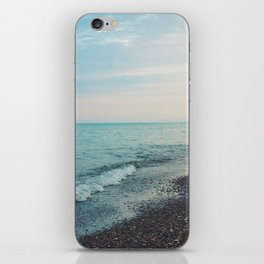 summer evenings iPhone Skin