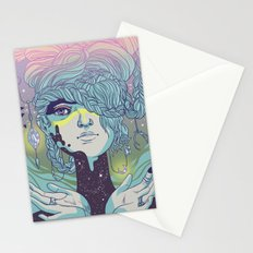 Braided Reality Check Stationery Cards
