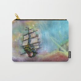 Mike's Tall Ship Carry-All Pouch